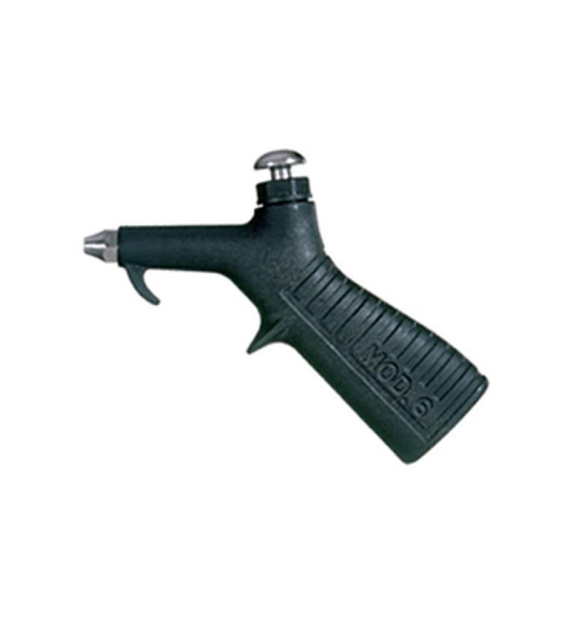Bico de limpeza de nylon com botão em metal. ARPREX-MOD.6