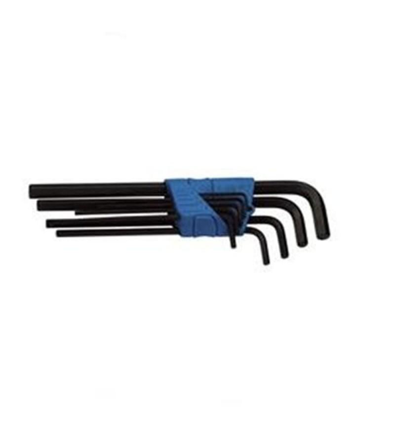 Jogo de chave Allen 1,5 a 10mm 9 peças GEDORE  012.303