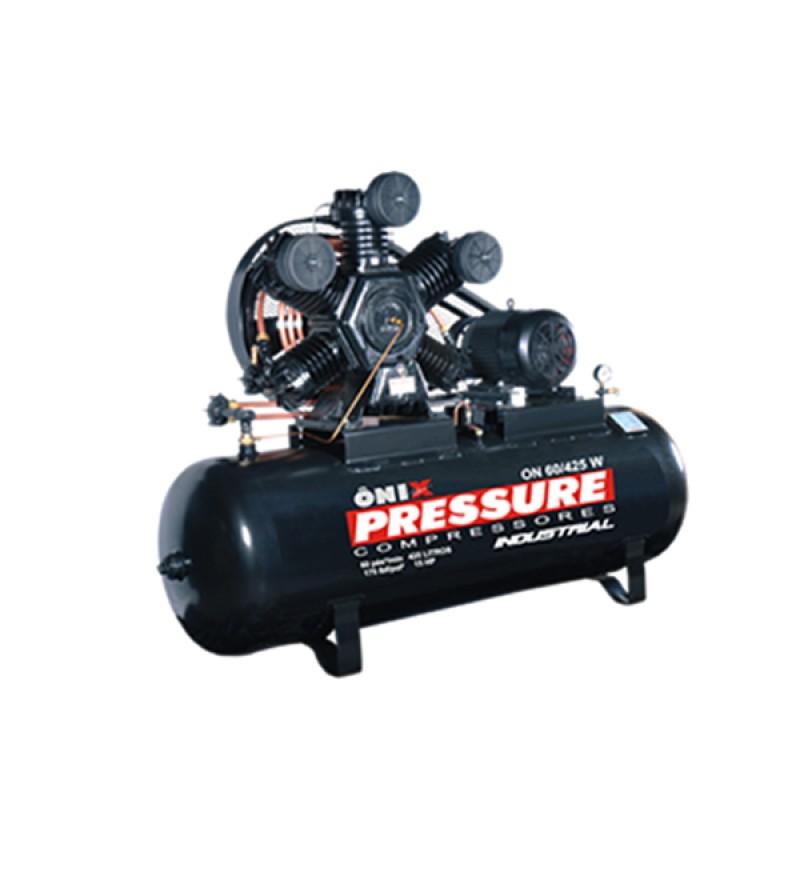 Compressor 60 pés trifásico PRESSURE ÔNIX 60 / 425W