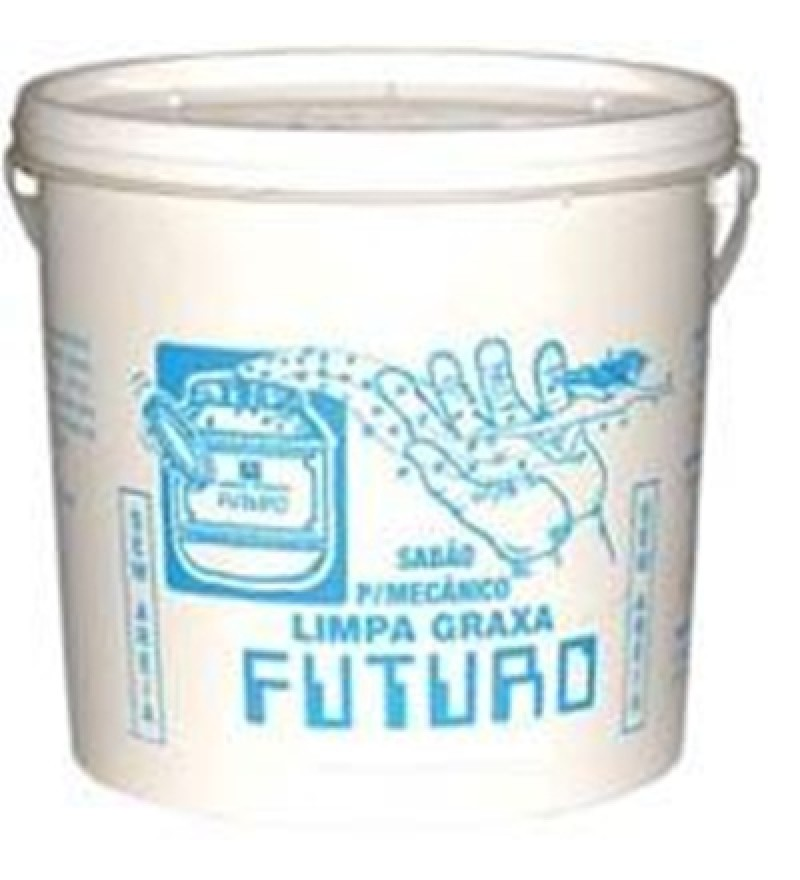 Pasta para lavar as mãos 2,5kg. FUTURO