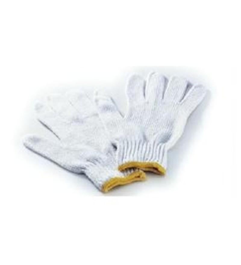Luva tricotada sem pigmentação. PROSAFETY-2970