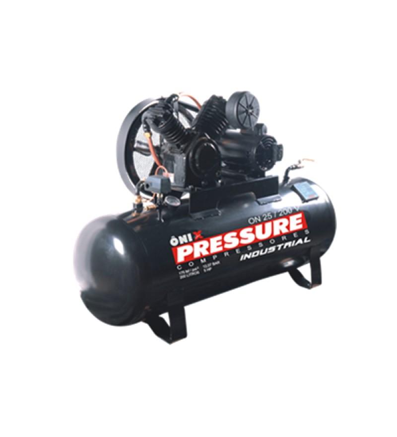 Compressor 25 pés trifásico ônix  25 /250 V