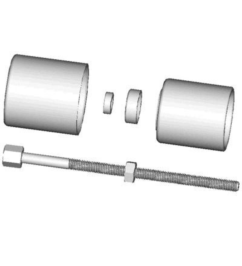 Extrator e instalador da bucha do braço do Corsa e Celta. RAVEN 133227