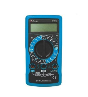 Multímetro Digital. MINIPA ET-1002
