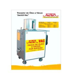Maquina para troca de óleo a vácuo 35 Litros  Jactoil