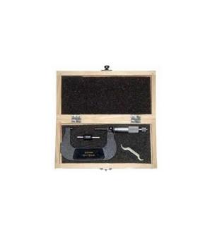 Micrômetro externo analógico 25-50mm 1ZW - EDA