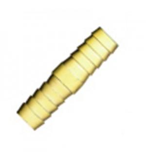 Emenda simples para mangueira de 3/8 x 3/8  LUBEFER LUB-25C