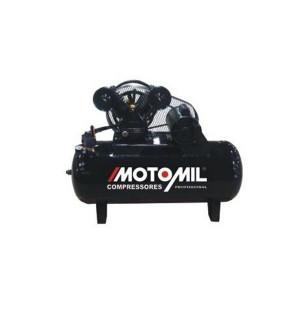Compressor 10 pés 100 litros-140lb. MOTOMIL  CMV-10/100