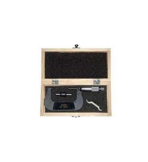 Micrômetro externo analógico 0-25mm - EDA 1ZT