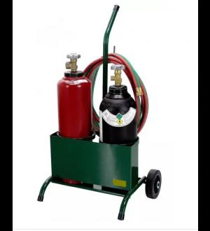 Conjunto para Solda Oxigênio/Acetileno PPU s/ Carga ESAB/CONDOR